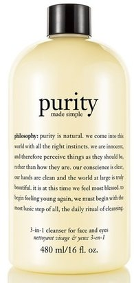 philosophy 'Purity Made Simple' One-Step Facial Cleanser