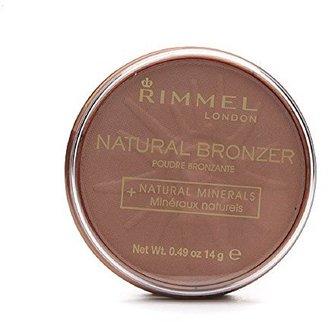 Rimmel London Natural Bronzer - Sun Light $6.42 thestylecure.com