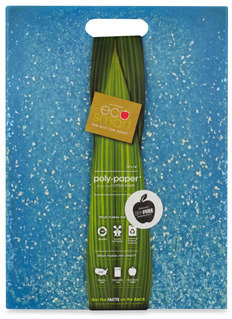 "Eco Smart EcoSmart® PolyPaper 12"" x 16"" Cutting Board"