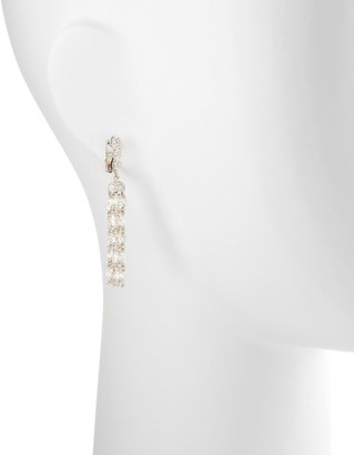 Maria Canale for Forevermark Swing Collection Rose-Cut Tassel Earrings, 5.82 TCW; G/VS1-VS2