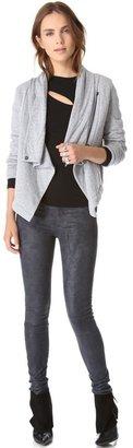 DKNY Pure Knit Jacket