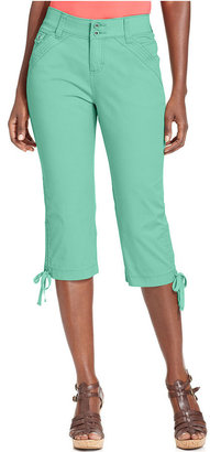 Helena Lee Platinum Pants, Capris Cropped