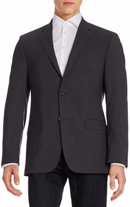 Lauren Ralph Lauren Wool Slim-Fit Suit Jacket