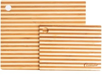 Berghoff Earthchef 2-pc. Bamboo Cutting Board Set