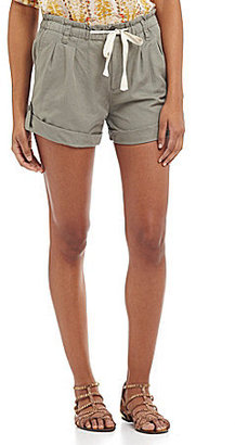 Vince Camuto TWO By Tie-Waist Shorts