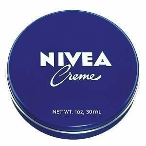 Nivea Creme Travel Sized Tin