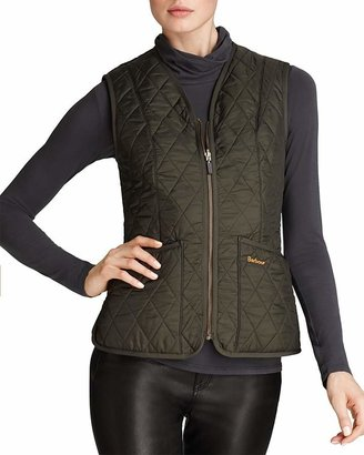 Barbour Betty Vest $129 thestylecure.com