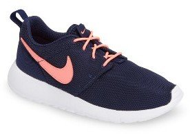 Infant Girl's Nike 'Roshe Run' Athletic Shoe $65 thestylecure.com