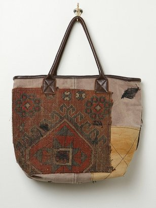 Free People Totem Salvaged Reliquary Tote