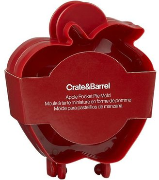 Crate & Barrel Pocket Apple Pie Mold