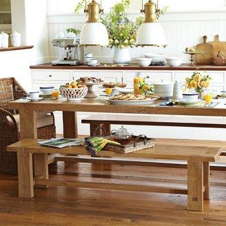 Williams-Sonoma Mendocino Rectangle Dining Table