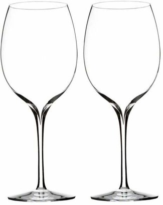 Waterford Elegance Pinot Gris/Pinot Grigio Wine Glass, Pair