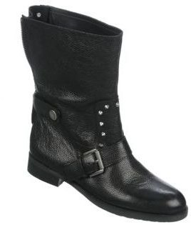 Franco Sarto Privy Leather Boots