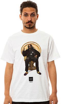 HUF The x Snoop 420 Tee