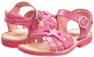 Agatha Ruiz De La Prada Kids - 122955 (Toddler/Youth) (Fuchsia) - Footwear