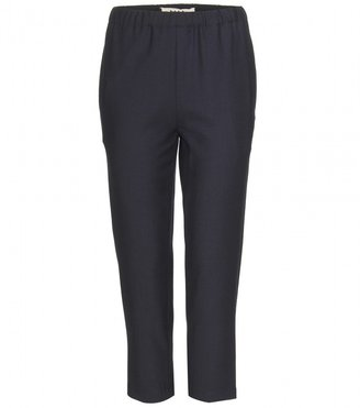 Marni Edition CROPPED TROUSERS