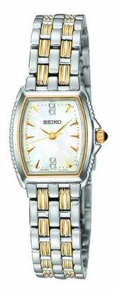 Seiko Women's SXGM46 Le Grand Sport Diamond Watch $296.25 thestylecure.com