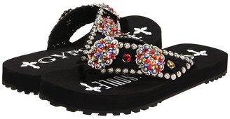 Gypsy SOULE 5002-Lug Flat (Black) - Footwear