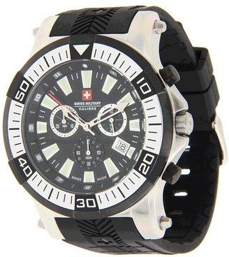 Swiss Military 06-4H1-04-007 (Black/Black) - Jewelry