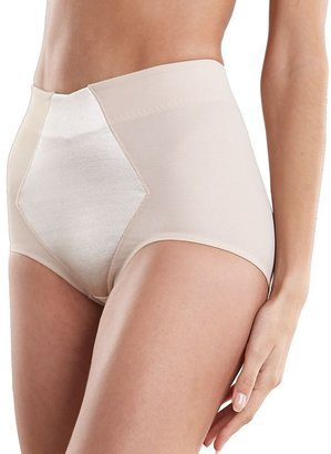 Maidenform shapewear easy-up firm control brief 12354 - women's plus