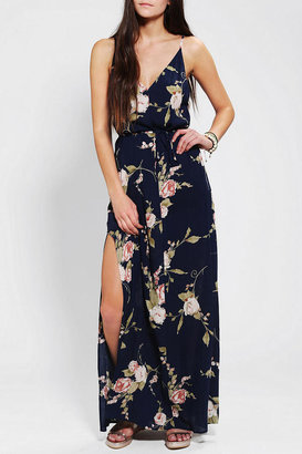 Urban Outfitters Reformed By The Reformation V-Back Maxi Dress