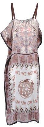 Maliparmi 3/4 length dress
