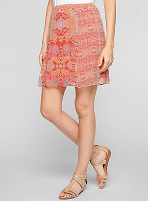 Ella Moss Floral Lei Skirt