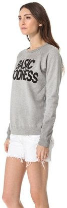 Freecity Basic Goodness Raglan Sweatshirt