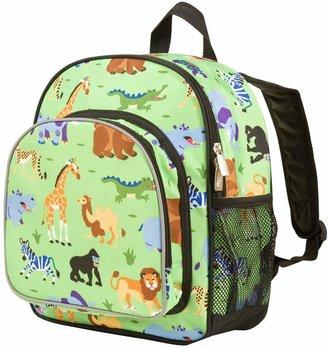 Olive Kids Wildkin Wild Animals Pack 'n Snack Backpack - Kids