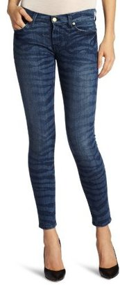 7 For All Mankind Women's Crop Skinny...