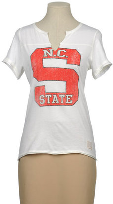 Retro Brand Short sleeve t-shirt