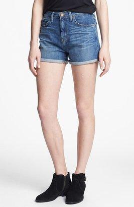 J Brand High Waist Denim Shorts (Ojai)