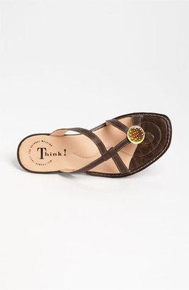 Think! 'Soso Button' Sandal