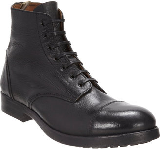 Officine Creative Cap Toe Derby Boot