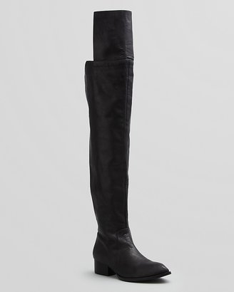 Jeffrey Campbell Over The Knee Boots - Backside