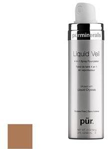 PUR Liquid Veil 4-in-1 Spray Foundation $39 thestylecure.com