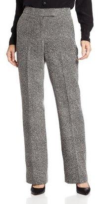 Kasper Women's Boucle Herringbone Suit Pant