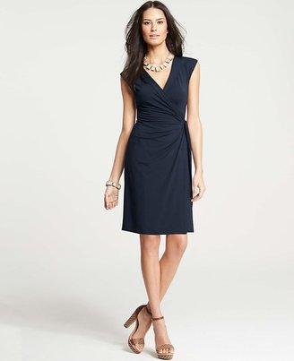 Ann Taylor Miracle Wrap Dress