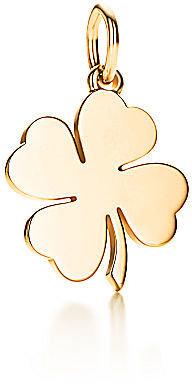 Tiffany & Co. Four-leaf Clover Charm