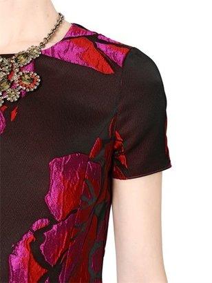 Blugirl Floral Jacquard Dress