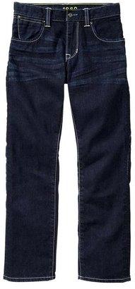 Gap Straight blue weft jeans (indigo wash)
