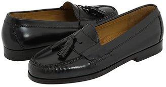 Cole Haan Pinch Tassel (Black) Men's Slip-on Dress Shoes