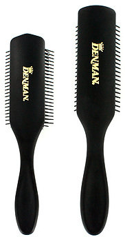 Denman Classic Styling Brush-Black
