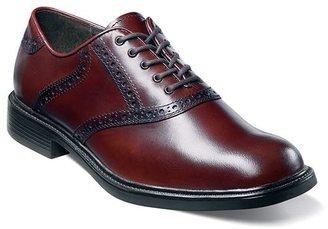 Nunn Bush macallister comfort gel saddle oxford shoes - men
