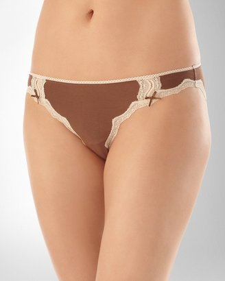 Soma Intimates Embraceable Lace Bikini