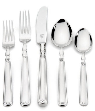 Zwilling J.A. Henckels Vintage 1876 18/10 Stainless Steel 45-Pc. Flatware Set, Service for 8