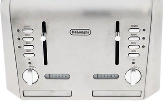 De'Longhi DeLonghi CTH4003 4-Slice Toaster