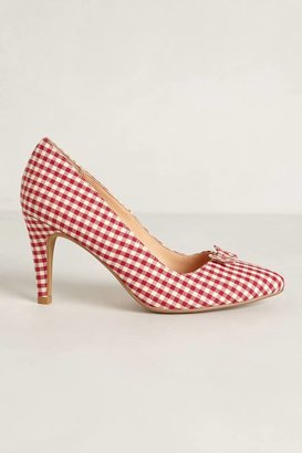 Marais Usa Gingham Pumps