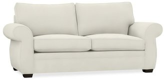 Pottery Barn Pearce Roll Arm Upholstered Deluxe Sleeper Sofa