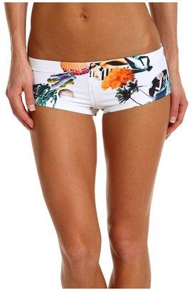 Volcom Rebel Bikini Boardie (Multi) - Apparel